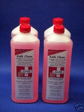 4 x 1 Liter SHB Swiss Kalk Clean Entkalker für alle Modele geeignet  z.B. Jura