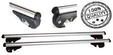 Skoda Yeti Outdoor 5 Door 13> Aero Roof Bars - Aluminium - LOCKING
