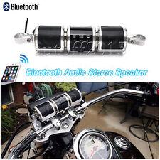 Waterproof Motorcycle Motorbike Audio Radio System Stereo Speakers MP3 Bluetooth