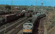 Canada Ontario Sudbury C.P.R. rail station train railway