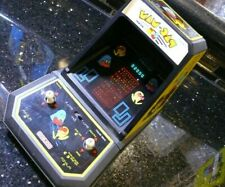 Coleco Midway Official Pac Man Table Top Arcade Game Mini 1981