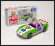 TOMICA DISNEY MOTORS DM-03 Toy Story BUZZ LIGHTYEAR Speed Way Star TOMY new 2014