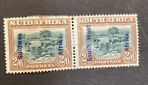 SOUTH WEST AFRICA SWA 1927 Scott 91 SG 65 Mint Hinged