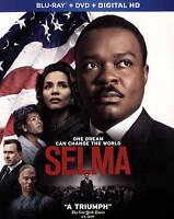 Selma (Blu-ray + DVD + Ultraviolet, 2015) Brand New Sealed