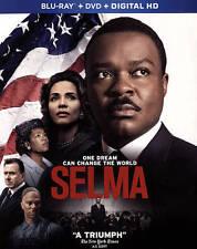 Selma (Blu-ray/DVD, 2015, 2-Disc Set) NEW