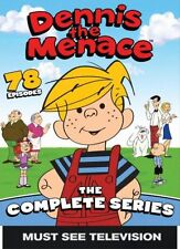 DENNIS THE MENACE: THE COMPLETE SERIES - DVD - Region 1 - Sealed