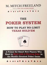 (Digital) (2 Books) THE POKER SYSTEM: No-Limit Texas Hold'em and Poker Tells