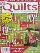 Down Under Quilts Magazine Issue 109  20% Bulk Magazine Discount