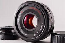 TOP MINT Voigtlander ULTRON 40mm F/2 SL II Ai-s for Nikon from Japan #1445
