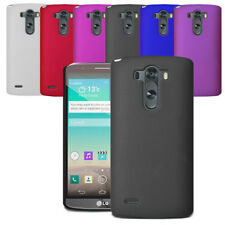 For LG G3 D855 Slim Hybrid Hard Case Clip On Shell Skin Cover & Screen Protector