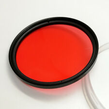 67mm Red Professional Diving Conversion Full Color Filter For DSLR Camera lens