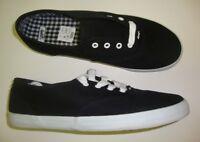 DVS Chica DEWY Lona Mujer Deportivo Zapatos Deportivos Textil Negro