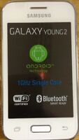 Brand New Samsung Galaxy Young 2 - Sim Free (Unlocked) Android -White- Boxed