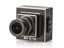 BeeRotor Mini FOV150 700TVL CCD Camera M12-2.8IR3MP With Case