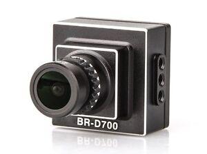 BeeRotor Mini FOV150 700TVL CCD Camera M12-2.8IR3MP With Case