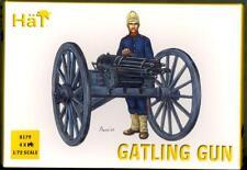 HaT Miniatures 1/72 GATLING GUN Figure Set