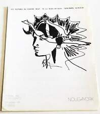 Partition sheet music CLAUDE NOUGARO : Nougayork * 80's