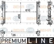 8MK 376 756-241 HELLA Radiator  engine cooling