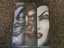 Disney Villains Volumes 1 - 3  (Box Set, Hardcover, New) Serena Valentino