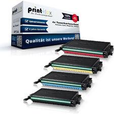 4x Printer Tonerkartuschen für Samsung CLP 605 NDK K660 C660 M660 Y660 A ELS