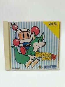 Nec PC Engine - Bomberman 94´- Hudson Soft - Japan