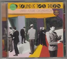 UNITED FUTURE ORGANIZATION - no sound is too taboo CD