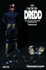 Xensation 1/6 Judge Dredd AF15 Police Man Action Figure Model Doll