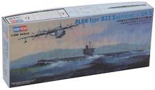 Hobbyboss 83515 SCALA 1:350tth tipo di piano sottomarino 033 & SH-5