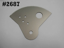 63-67 C2 Corvette Power Window Regulator Repair Gear **NEW**