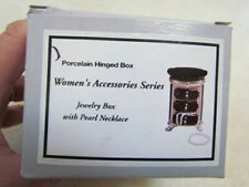 Midwest of Cannon Falls Women's Accessories Series Phb: Jewelry Box w/Necklace