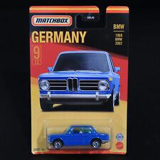 2021 Matchbox Best of Germany 1990 VOLKSWAGEN TRANSPORTER Crew CAB Fire Dept