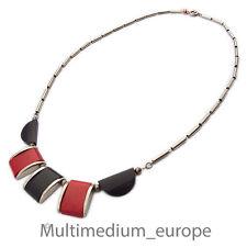 Jakob Bengel Galalit Bakelit Collier Art Deco 30er Jahre necklace 🌺🌺🌺🌺🌺