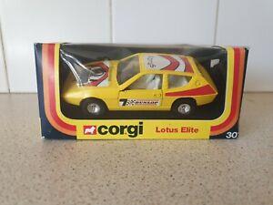 CORGI TOYS - LOTUS ELITE - RACE CAR - 1/36 SCALE MODEL CAR - 301