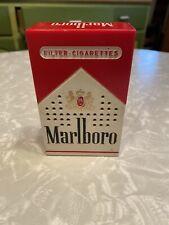 Vintage Marlboro Transistor AM Radio Working Condition