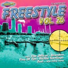 Freestyle 26 (2005) Officer, Bodywork, Zoe, Brandon, Maylin, Ayleen Dawso.. [CD]