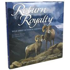 Return to Royalty Wild Sheep Ram Hunting Hunter Mountain Used Book