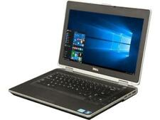 "DELL E6430 14.0"" B Grade Laptop Intel Core i5 3rd Gen 2.60 GHz 320 GB HDD 4 GB M"
