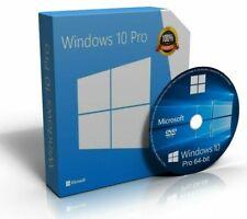 MICROSOFT WINDOWS 10 PROFESSIONAL DVD RETAIL ESD - ORIGINALE PER 3 PC