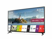 NEW LG 49UJ630V 49 inch 4K Ultra HD HDR Smart LED TV (2017 Model) Energy Class A