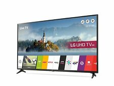 Nuevo LG 49UJ630V 49 in (approx. 124.46 cm) 4K Ultra Hd Hdr SMART LED TV (modelo 2017) clase A de la energía