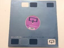 CHASER ESCAPE FROM THE BOX EP (TOO HIGH ISLAND/REACH FOR IT etc) 12''QUADQC007