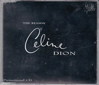 MAXI CD CELINE DION COLLECTOR 1T THE REASON NEUF SCELLE