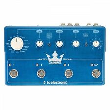 TC Electronic Flashback DELAY TRIPLE CHITARRA EFFETTO PEDALE GUITAR NEW NUOVO