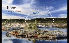 Estland / Estonia - Postfris/MNH - Sheet Natural Bog 2016