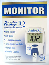 Prestige IQ Smart System # 537600 Blood Glucose Monitor with Case, New in Box