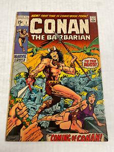 Marvel CONAN THE BARBARIAN #1 (1970) Origin & 1st Appearance of Conan