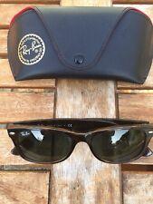 Ray Ban New Wayfarer Sunglasses Tortoiseshell