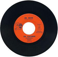"""El Coachmen """"Mr. Moon C/W nada en absoluto"""" Soul del norte! escucha!"""