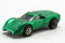 1967 Ford J-Car Green Redline Hot Wheels USA Diecast 1:64