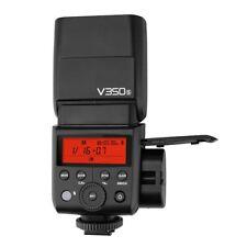 Godox TTL V350S V350 Camera Flash Speedlite Speedlight for Sony A6500 A7RII